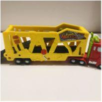 Trash Pack  Trash wheels - Caminhão cegonha -  - DTC