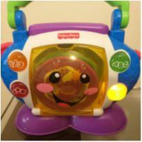 CD PLAYER DA FISHER PRICE -  - Fisher Price