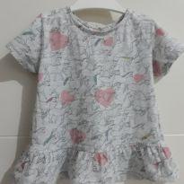 Camiseta - 18 a 24 meses - Zara Baby