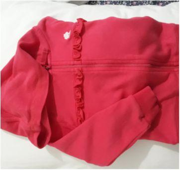 Casaquinho Coral - 18 meses - Baby Cottons