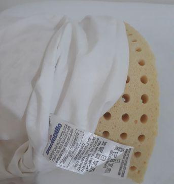 Travesseiro Anti Sufocante - Sem faixa etaria - Dunlopillo