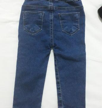Calça Jeans Baby - 12 a 18 meses - Renner