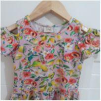 Vestido bem Primavera - 3 anos - Mini Bambini