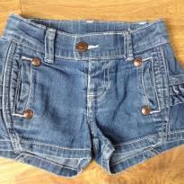Short jeans LIlica. Tam 1P - 12 a 16 meses. - 1 ano - Lilica Ripilica