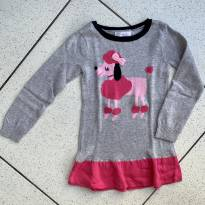 Blusa Poodle - 3 anos - Jumping Beans