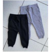 2 calças moletom - 18 a 24 meses - Mini Rebel