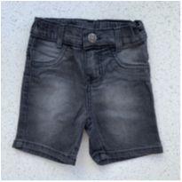 Bermuda black jeans - 1 ano - Pool Kids