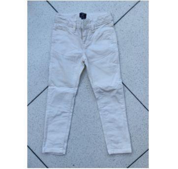 Calça branca Gap - 5 anos - GAP