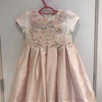 Vestido festa luxo / daminha Petit Cherie - 4 anos - Petit Cherie
