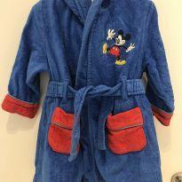 Roupão Mickey Disney - 3 anos - Disney
