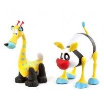 Girafa e Panda!! (EUA) -  - Little Tikes