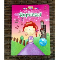 Livro da Rapunzel!! -  - Ciranda Cultural