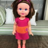 Boneca Lara Cresce Cabelo!! -  - Estrela