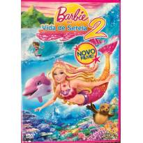 DVD Barbie Sereia 2!! -  - DVD