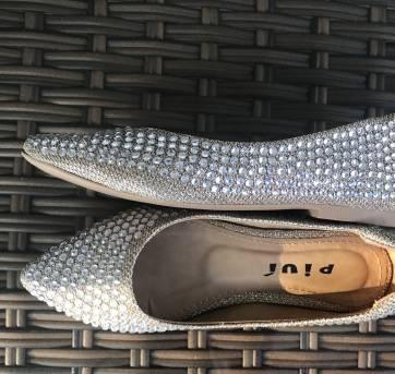 Sapato com Brilho - 27 - Piuí