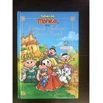 Livro da turma da Mônica em contos de Andersen - Sem faixa etaria - Mauricio de Sousa Editora