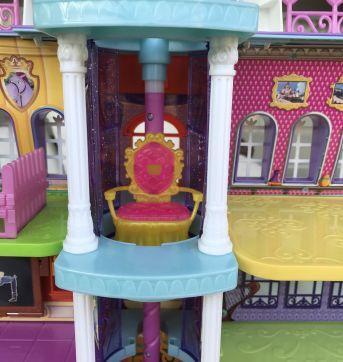 Castelo escola da princesinha Sofia - Sem faixa etaria - Disney