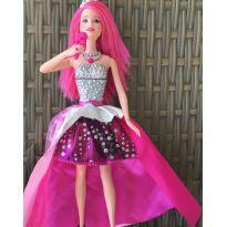 Boneca Barbie Pop Star!! - Sem faixa etaria - Mattel
