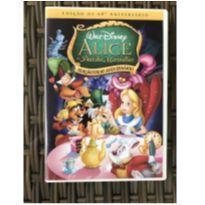 DVD Alice no país das maravilhas -  - Disney