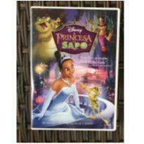 DVD A Princesa e o Sapo -  - Disney