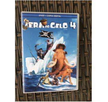 Dvd Era do Gelo 4 - Sem faixa etaria - DVD