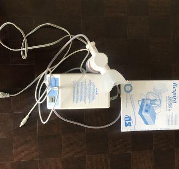 Inalador ultrassônico - Sem faixa etaria - Marca não registrada