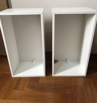 Dois nichos - Sem faixa etaria - Artesanal