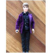 Boneco Justin Bieber Que Canta -  - Não informada