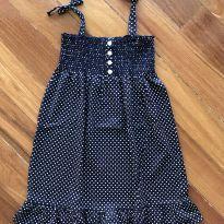 Vestido de bolinhas !! - 5 anos - OshKosh