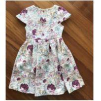 Vestido Estampado da Zara com etiqueta !! - 8 anos - Zara