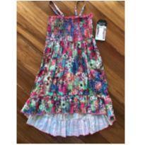 Vestido que Vira Saia Com a etiqueta !! - 5 anos - Squeeze Girls importada