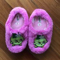 Pantufas do Shopkins