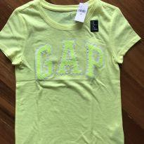 Camisa amarela da gap - 8 anos - GAP