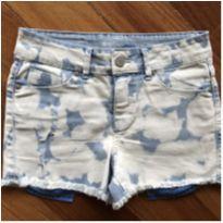 Short jeans Calvin Klein - 8 anos - Calvin Klein