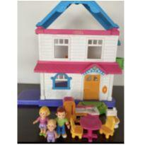 Casinha da fisher price -  - Fisher Price