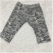 Calça zebra - 3 meses - Carter`s