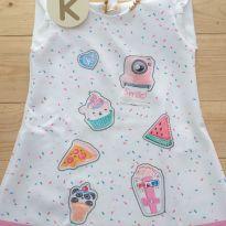 Vestido kukiê - 3 anos - Le Petit Kukiê