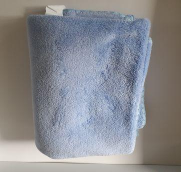 Manta De Bebê - Azul - Sem faixa etaria - Texnew