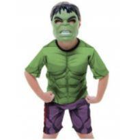 Fantasia Hulk Vingadores 4 - Tam M -  - Global Fantasias