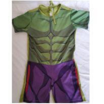 Fantasia Hulk Vingadores 4 - Tam M -  - MARVEL