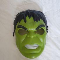 Máscara Incrível Hulk Infantil -  - MARVEL