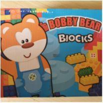 Maleta Infantil Blocos De Montar Com 28 Peças -  - Bobby Bear
