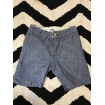 Short jeans - Lindex - 4 anos - Não informada