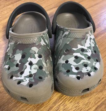 Crocs militar - 27 - Crocs