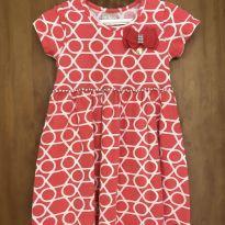 Vestido vermelho Milon - 2 anos - Milon