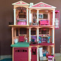 Casa da Barbie 3 Andares Dream House -  - Barbie