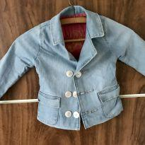 Jaqueta jeans Lilica forrada - 3 anos - Lilica Ripilica
