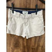 Shorts caqui Zara kids - 4 anos - Zara Home Kids