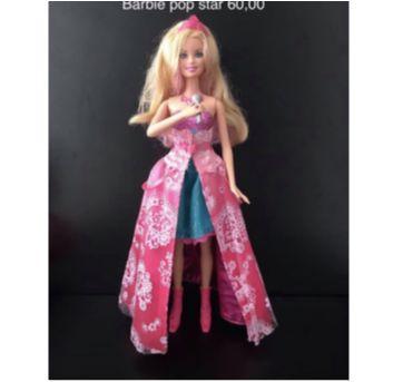 Boneca Barbie - Sem faixa etaria - Barbie