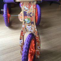 2 em 1 triciclo/ bicicleta de equilíbrio -  - sem etiqueta